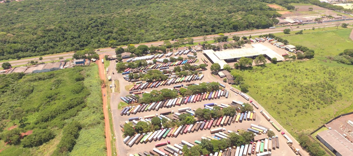 Multilog´s Dry Port in Foz do Iguaçu remains the largest in Latin America in cargo handling