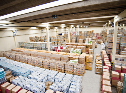 Correios [Brazilian postal service] starts to operate at the Barueri Distribution Center